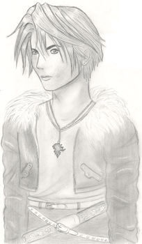 Squall by snowdreams18