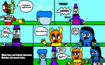 Mixels: Lathy Grabbed by Blendus Comic by Luqmandeviantart2000