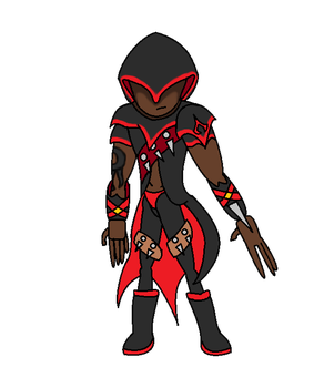 Suno- Warrior of the Creed by Thesimpleartist4