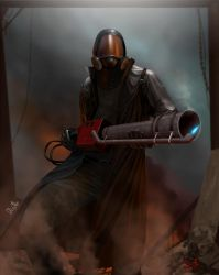 The pyro by AndreeWallin