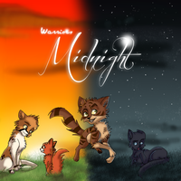 Warriors: Midnight Fan Cover by CoughEBeanz