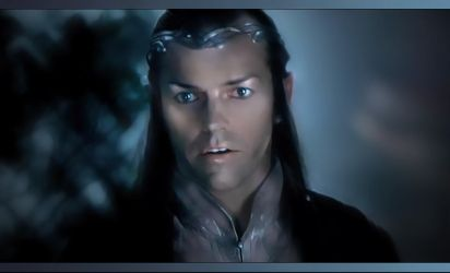 Elrond - Rivendell night by mithrialxx