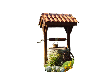 Wishing Well - PNG by velvet-skies-STOCK