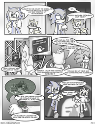 Sonic Championship Prologue Page 11 by Xero-J