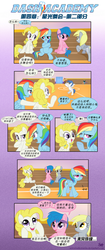 Dash Academy Chapter4 part2 (Chinese) by DoctorBasil