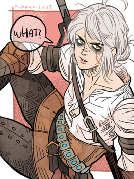 cirilla by freestarisis