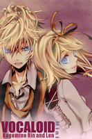 Vocaloid Sister and Brother by xXIceColdLadyXx