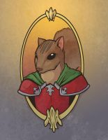 Baron Von Squirrelton by mastermatt111