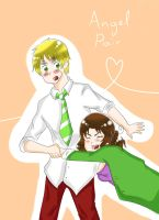 APH-Don't leave~! =3= by AyanoHana