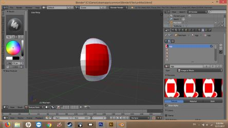 My First Own Blender Try by LarsMasters