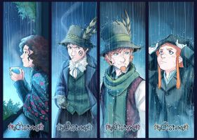 Tistow Cast: Rainy days by ElliPuukangas