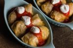 Traditional Hungarian Cabbage Rolls by Kitteh-Pawz