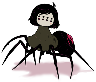 IT'S!! SPIDE GIRL!! by Spoonfayse