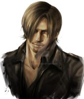 Leon S. Kennedy by soak1111