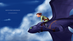 How To Train Your Dragon by witch-girl-pilar