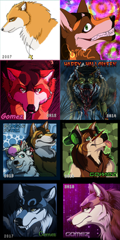 Keep Drawing - Evolution of the ID by Demonic-Pokeyfruit