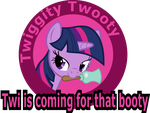 Twiggity Twooty by Comeha