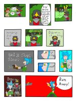 My Life as a Blue Haired Sorceress page 11 by epic-agent-63