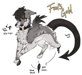 fool's gold adopt auction [closed] by seegulls