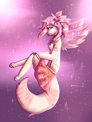 DTA entry Among the Stars by snowgraywhite