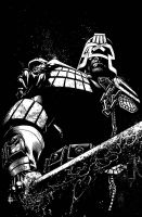 Judge Dredd Cover 5 by Spacefriend-KRUNK