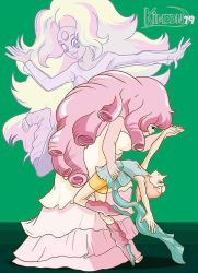 Rose and Pearl  by Kimoon79 by Kimoon79