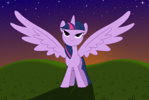 Between Day And Night by ThunderElemental