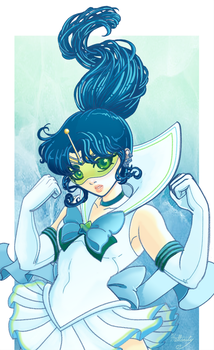 Sailor Fusion- Ice Storm by hollarity