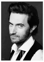 Richard Crispin Armitage by momofukuu