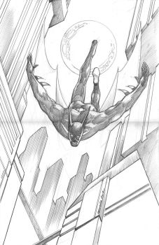 Batman Beyond by Fernando Ruiz by FernandoRuiz
