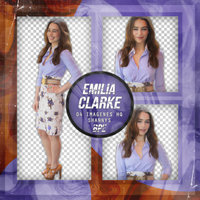 Png Pack 1284 - Emilia Clarke by southsidepngs