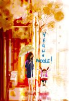 YEAH! Puddle! by PascalCampion
