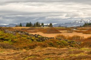 Blessed Thingvellir by somadjinn