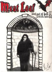 Meat Loaf by Cd1981