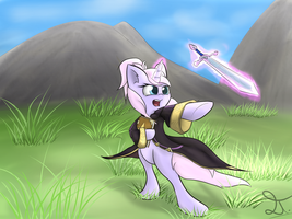 Stella the tactician (MU Ponified) by JollyThinker