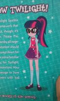 Equestria Girls: Sci Twi's New Outfit!! by NinjaTurtleFangirl