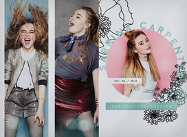 Photopack 14137 - Sabrina Carpenter by southsidepngs
