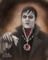 Barnabas Collins by BluDrgn426