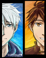 Jack Frost Vers. 2.. by SUP3Rbun