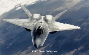 YF-23 Grey Ghost 87-0801, PAV-2, Flight 2 by fighterman35