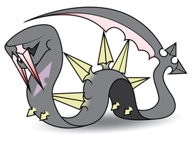Nobody Seviper by FuzzyAcornIndustries