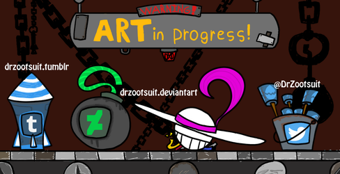 Twitter and tumblr banner by DrZootsuit
