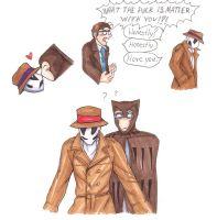 Rorschach and Nite owl by Yosh-chan