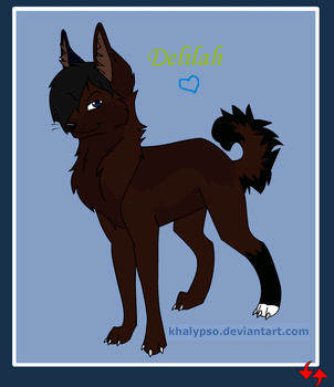 Delilah by Faminefoot