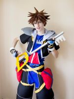 'Play that funky music' - Sora Cosplay by DeadPhantoms