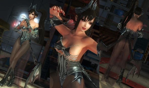 (RELEASE) SUCCUBUS QUEEN V2(REMAKE) by huchi001