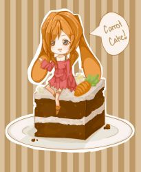 Carrot Cake by yahiroxyuki
