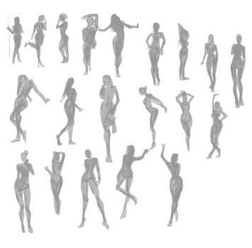 Figure practice - building with value by SuikTwoPointOh