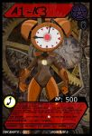 PBVTCG - Time Warp'D - 005 - A1-IC3 by PlayboyVampire