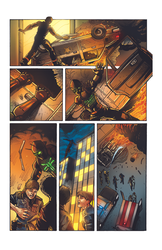 The Luminous FireFly Issue #1 - Pg. 7 by RapidFireEnt